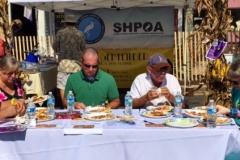Best Pizza in Stone Harbor judges