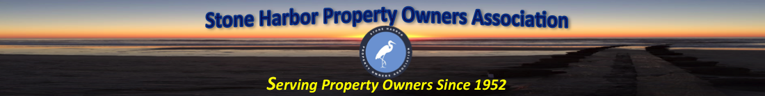 Stone Harbor Property Owners Association Logo