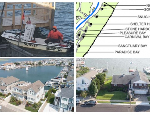 CRC Study on Beaches and Back Bay Basins
